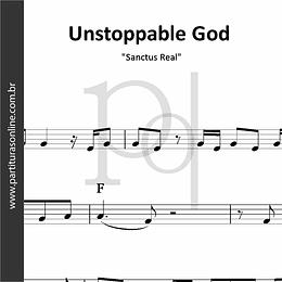 Unstoppable God | Sanctus Real