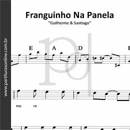 Franguinho Na Panela | Guilherme & Santiago