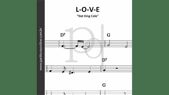 L-O-V-E | Nat King Cole