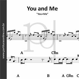 You and Me | You+Me