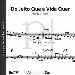Do Jeito Que a Vida Quer | Benito Di Paula