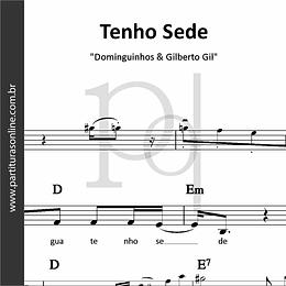 Tenho Sede | Dominguinhos & Gilberto Gil