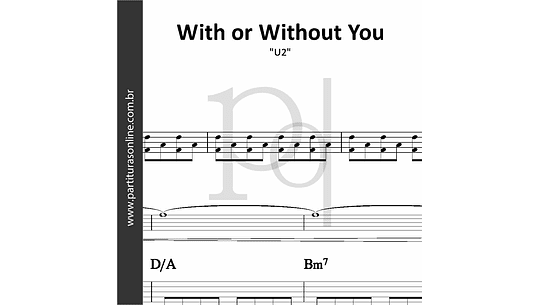 With or Without You | U2