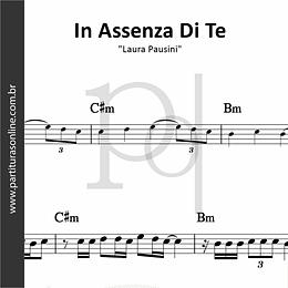 In Assenza Di Te | Laura Pausini