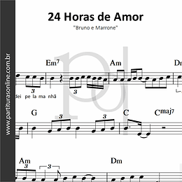 24 Horas de Amor | Bruno e Marrone
