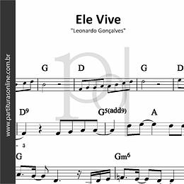 Ele Vive | Leonardo Gonçalves