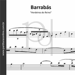 Barrabás | Herdeiros do Reino