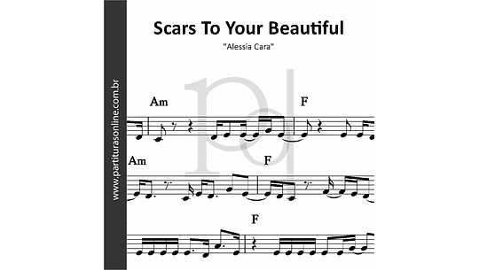 Scars To Your Beautiful | Alessia Cara