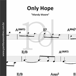 Only Hope | Mandy Moore