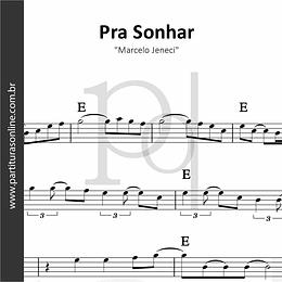 Pra Sonhar | Marcelo Jeneci