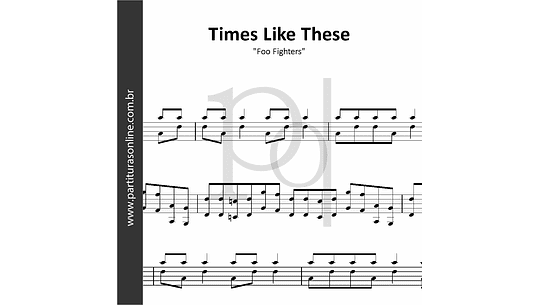 Times Like These | Foo Fighters