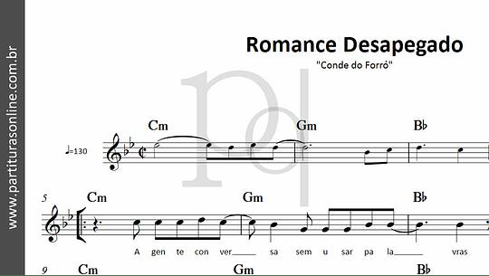 Romance Desapegado | Conde do Forró