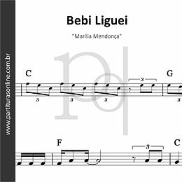 Bebi Liguei | Marília Mendonça