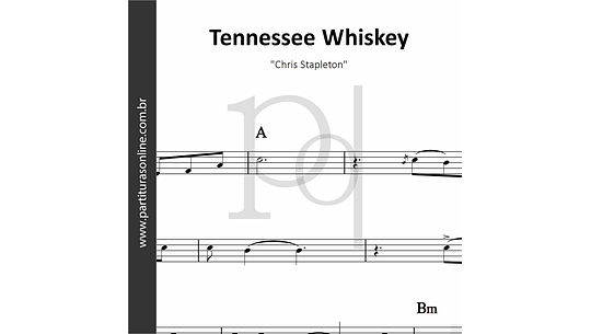 Tennessee Whiskey | Chris Stapleton