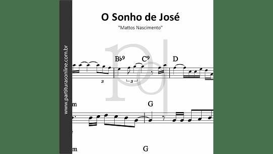 O Sonho de José | Mattos Nascimento