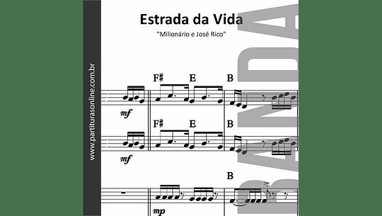 Estrada da Vida | Banda de Música
