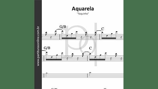 Aquarela | Toquinho
