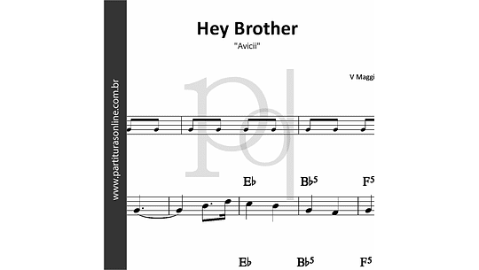 Hey Brother   Avicii