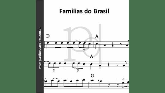 Famílias do Brasil | Padre Zezinho
