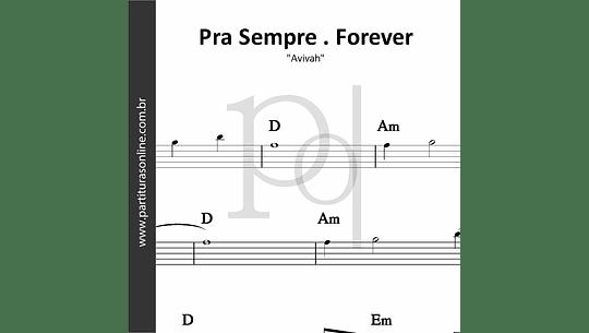 Pra Sempre . Forever | Avivah