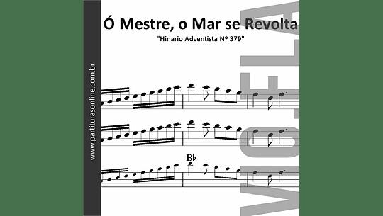 Ó Mestre, o Mar se Revolta | para Violino e Flauta