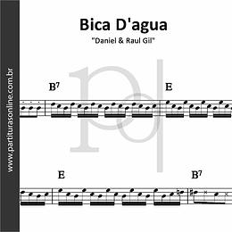 Bica D'agua | Daniel & Raul Gil
