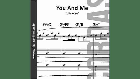 You And Me   Trio de Cordas