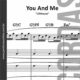 You And Me | Trio de Cordas