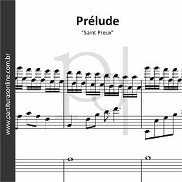 Prélude | Trio de Cordas e Piano
