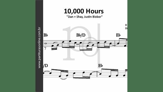 10,000 Hours | Dan + Shay, Justin Bieber