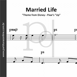"Married Life | Theme from Disney - Pixar's ""Up"