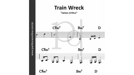 Train Wreck | James Arthur