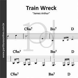 Train Wreck | James Arthur