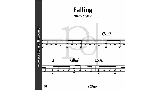 Falling | Harry Styles