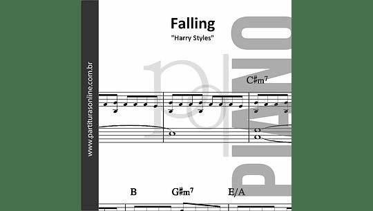 Falling   para Piano