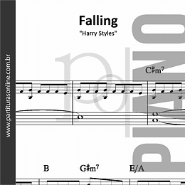 Falling | para Piano