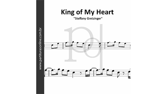 King of My Heart | Steffany Gretzinger