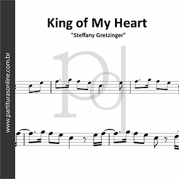 King of My Heart | Steffany Gretzinger