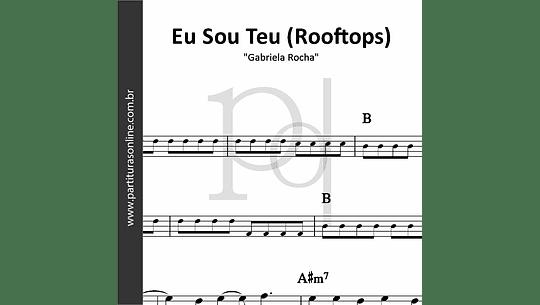 Eu Sou Teu (Rooftops) | Gabriela Rocha