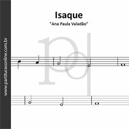 Isaque | Ana Paula Valadão