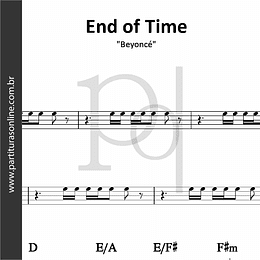 End of Time | Beyoncé