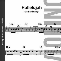 Hallelujah | Lindsey Stirling