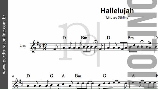 Hallelujah | Lindsey Stirling