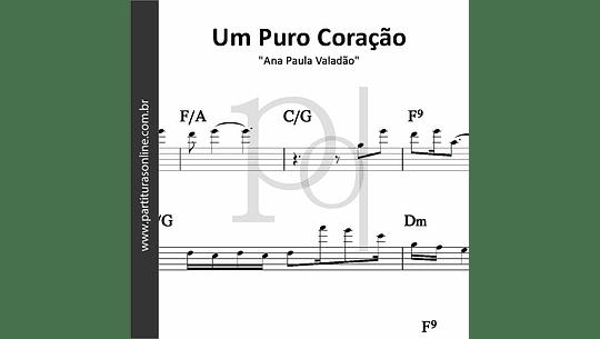 Um Puro Coração | Ana Paula Valadão