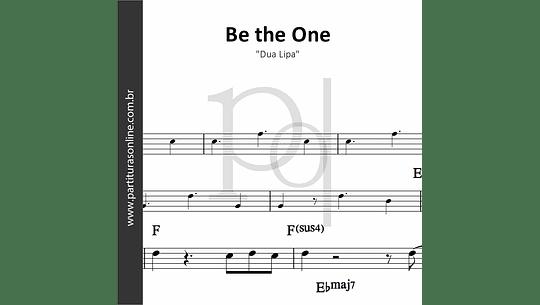 Be the One | Dua Lipa