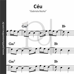 Céu | Gabriela Rocha