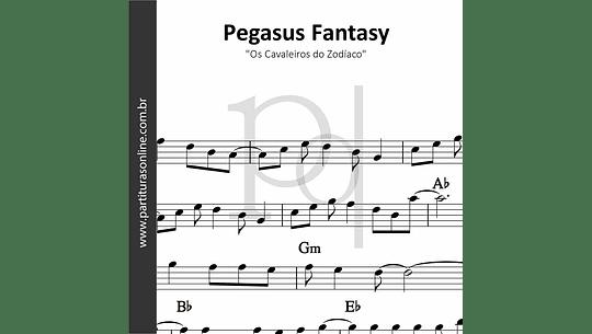 Pegasus Fantasy | Os Cavaleiros do Zodíaco