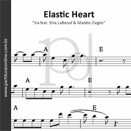 Elastic Heart | Sia feat. Shia LaBeouf & Maddie Ziegler