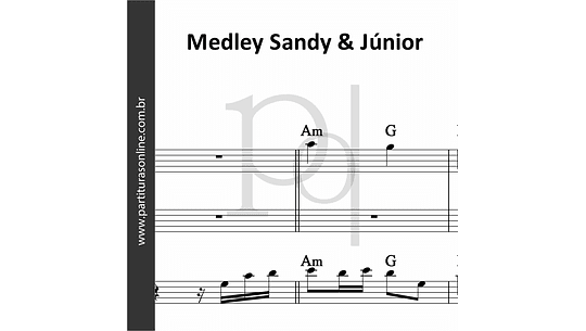 Medley Sandy & Júnior