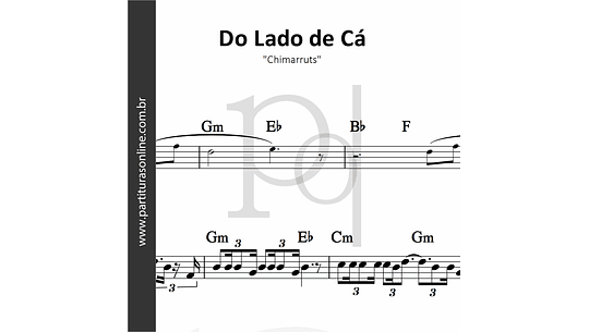 Do Lado de Cá | Chimarruts